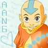 Aang Icon by nymph0sis
