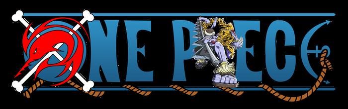 One Piece Logo - Arlong