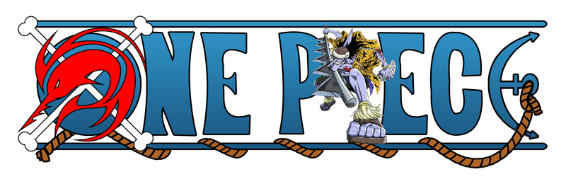 One Piece Logo - Arlong