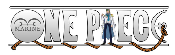 One Piece Logo - Coby