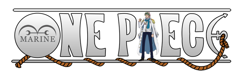 One Piece Logo - Coby