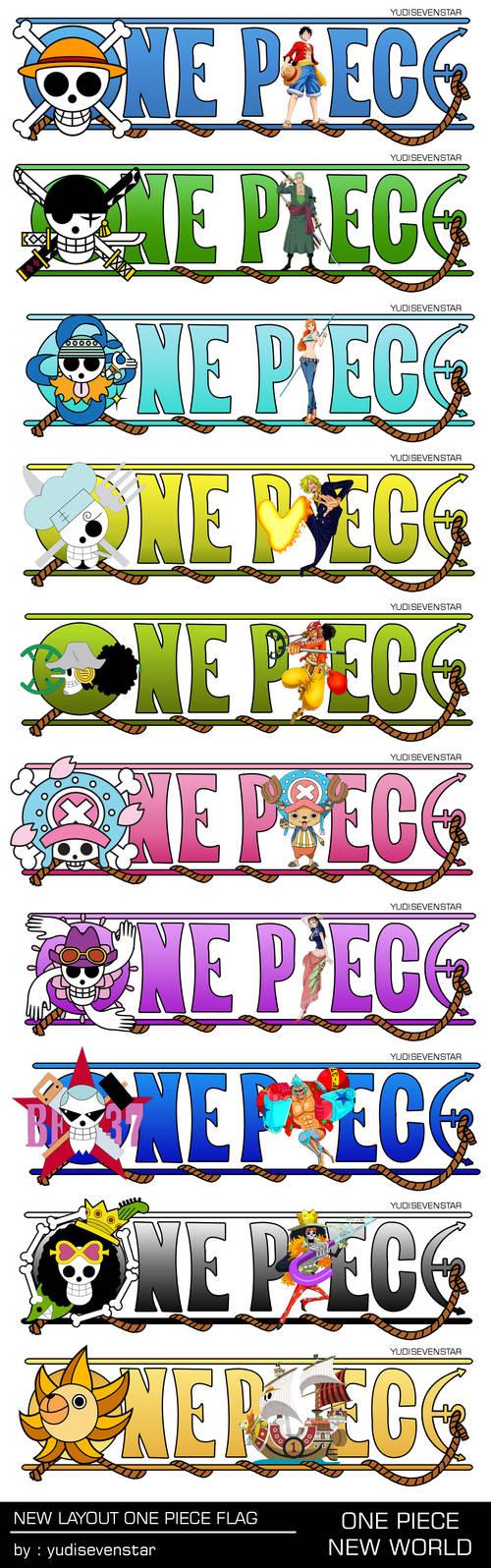 Logo One Piece New World
