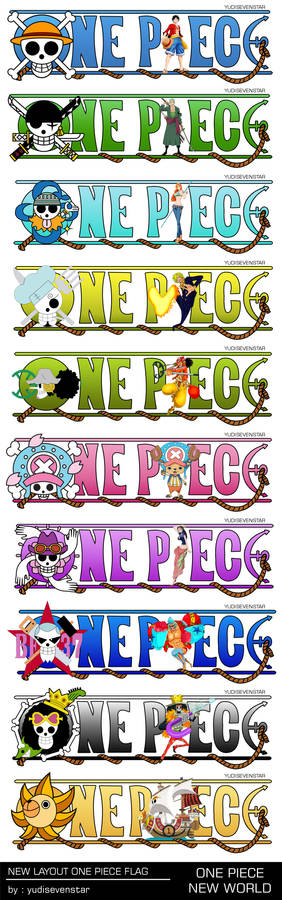 Logo One Piece New World