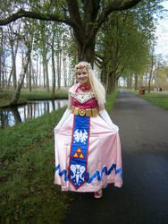 Toon Zelda, may i be YOUR princess? by DutchGirlMaaike