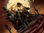 Wild West Spawn + Ghost Rider