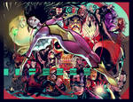 Spider Woman and the Avengers