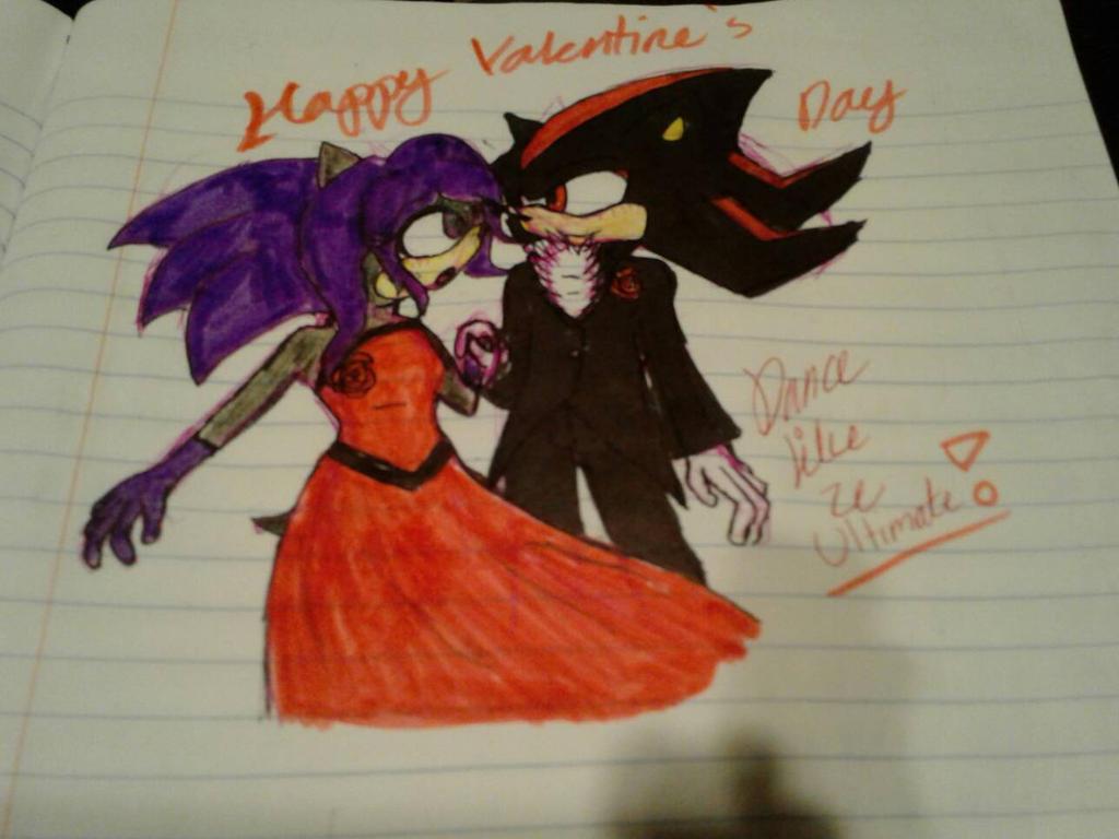 Valentine  by IblisTriger