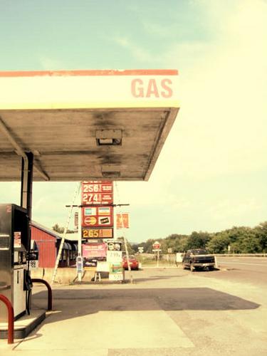 Price of Gas.