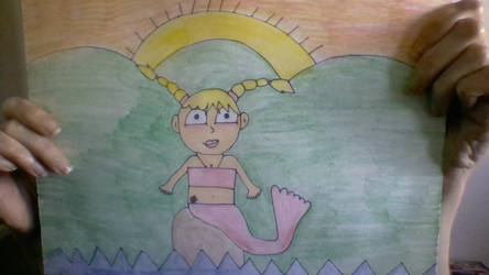 Britney as a mermaid by Laceyrose-L