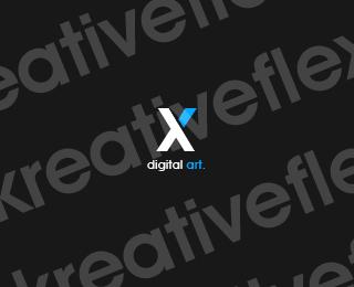 kreativeflex new logo. by kreativeflex