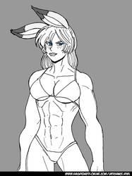 Susie Bikini by stjude90