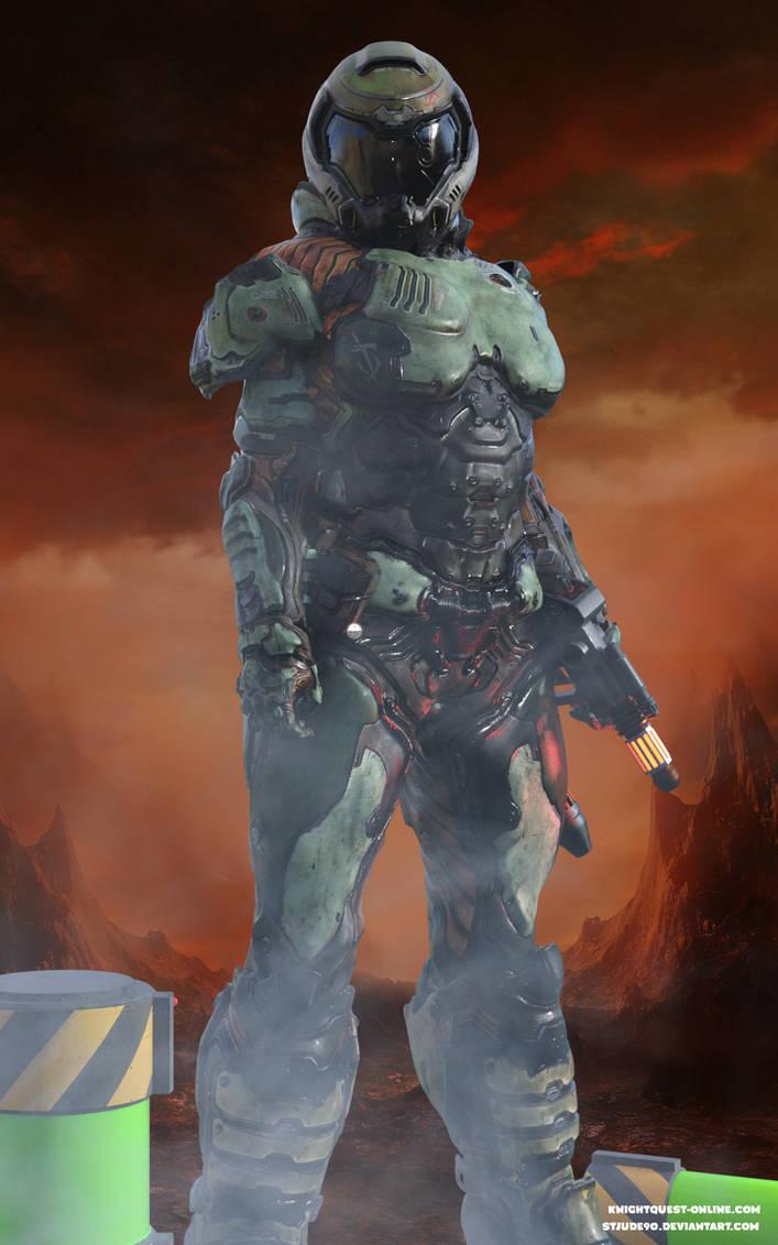 Doom Shepard001a