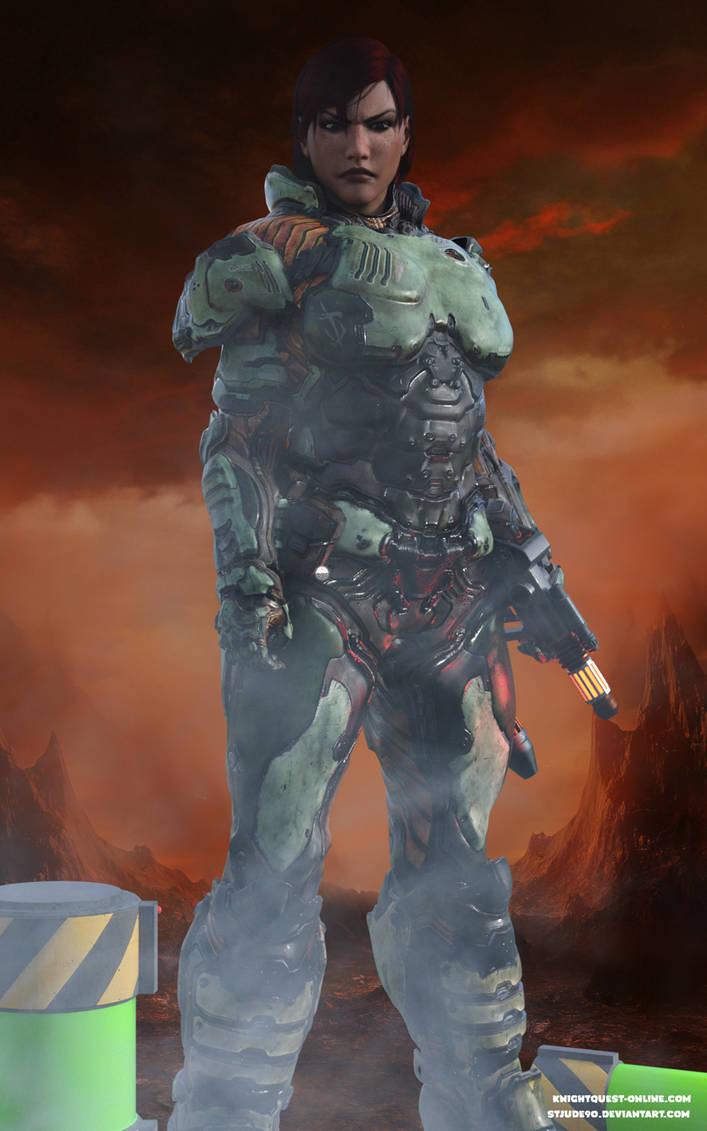 Doom Shepard002A