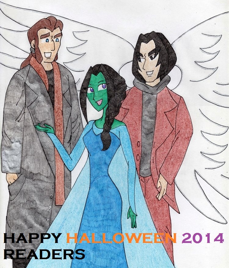 HALLOWEEN READERS 2014 by Tavata