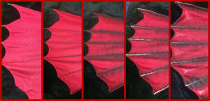 How to Paint Your Dragon Wing ~Hiccup Cosplay WIP~