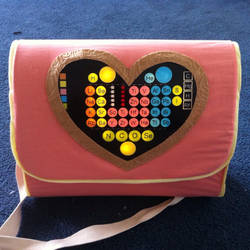 Honey Lemon's Purse, Cosplay Prop