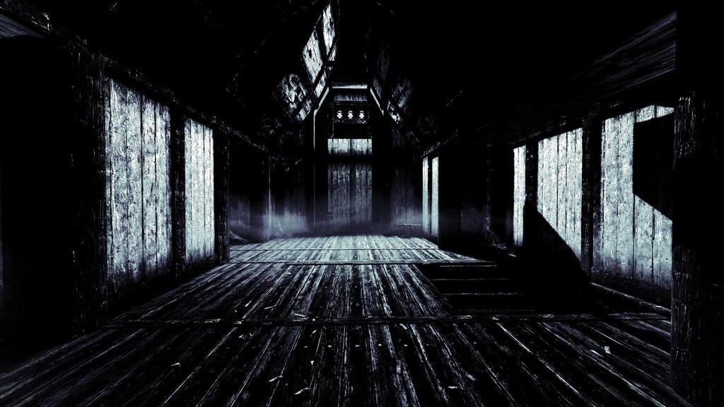 Haunted House Eerie Atmosphere By Vee Kay On Deviantart