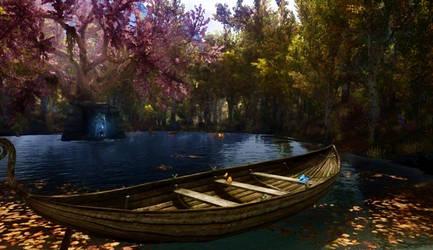 Serenity - Sacred Oasis by vee-kay