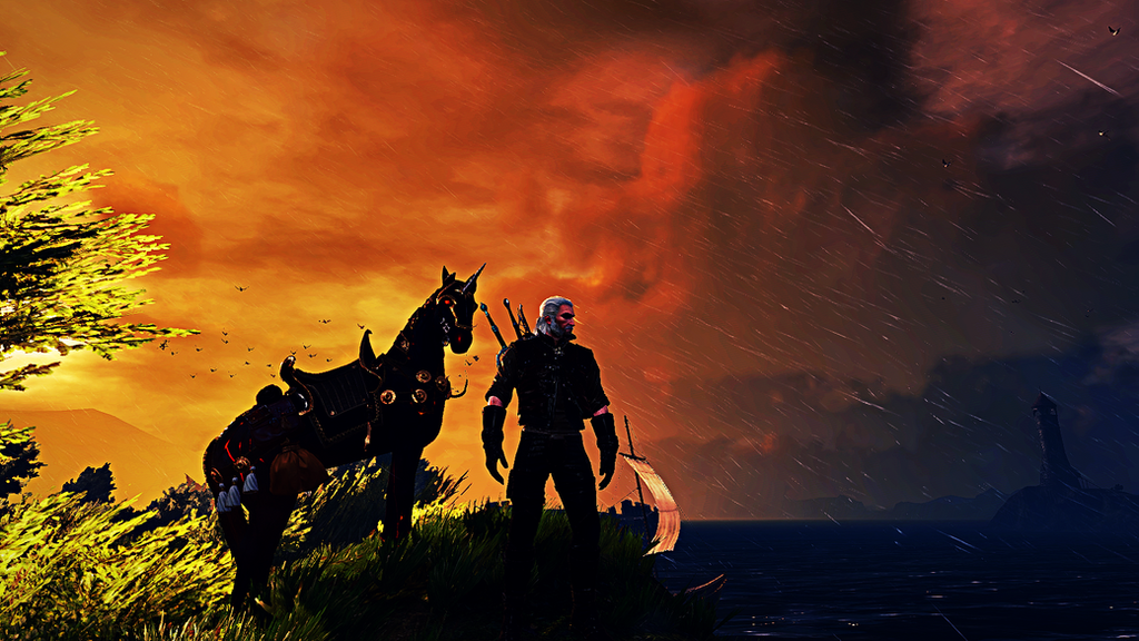 The Witcher's Dilemma by vee-kay