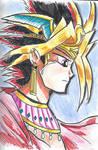Pharao Atem by walkirie01
