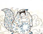 Ichibi no Shukaku:::old draw