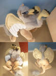 Griffin plush: more pictures