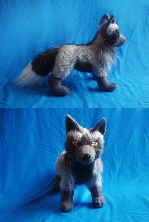 Pearl fox: finished by goiku