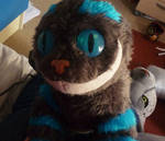 Commission: Cheshire cat WIP 5