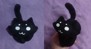 Mini magnet plush: Mutie