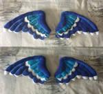 Jay's wings