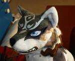 Zelda - Wolf Link WIP 4 - face