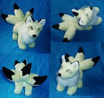 Mint Kitsune : finished by CyanFox3