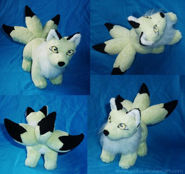 Mint Kitsune : finished by goiku