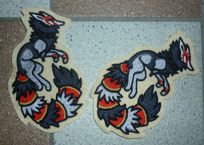 Patch commission: Aki by goiku