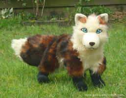 Auburn fox 1 by CyanFox3