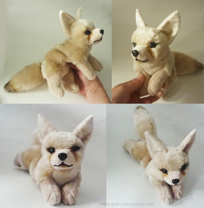 Fennec fox - Small floppy by goiku