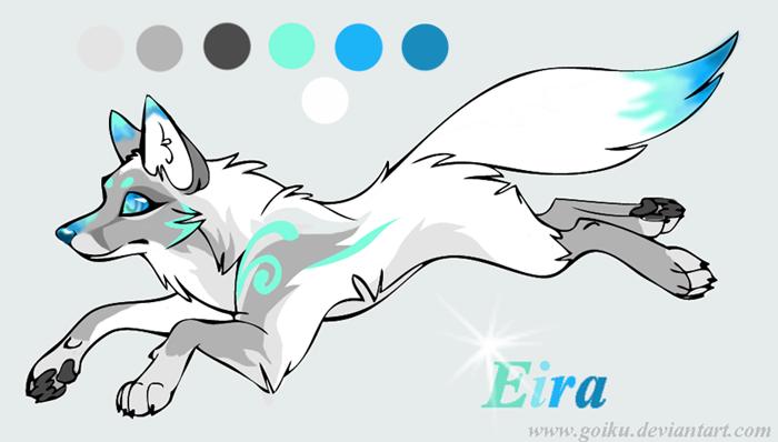 OC Character: Eira by goiku