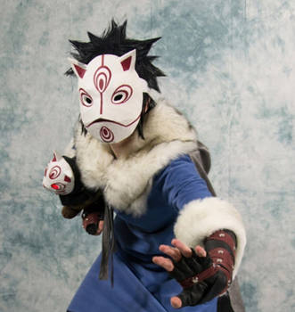 Abunai 2013: Menma cosplay close-up by CyanFox3