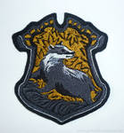 Patch commission: HP Hufflepuff crest