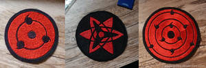 Sharingan patch set