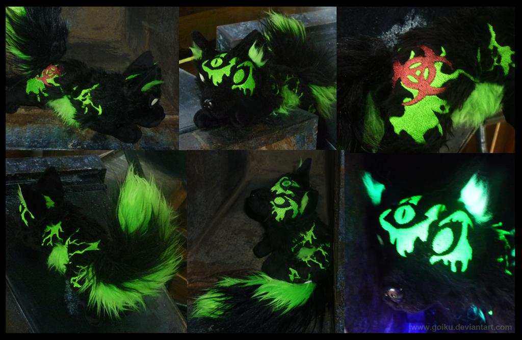 Halloween Special 2014: Acid fox by goiku