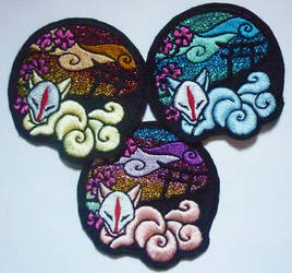 SPECTRA Specials ~ Shrine of Inari patches