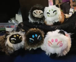 New batch of Forest Spirit plushies