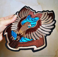 Ravenclaw patch ~ Revised
