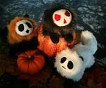 FOR SALE: Spookin floppy plushies