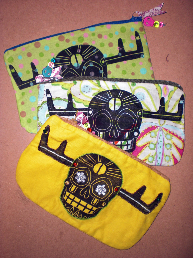 Antler Totem Skull - Case by 13anana