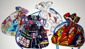 Character Bags -Set 2-