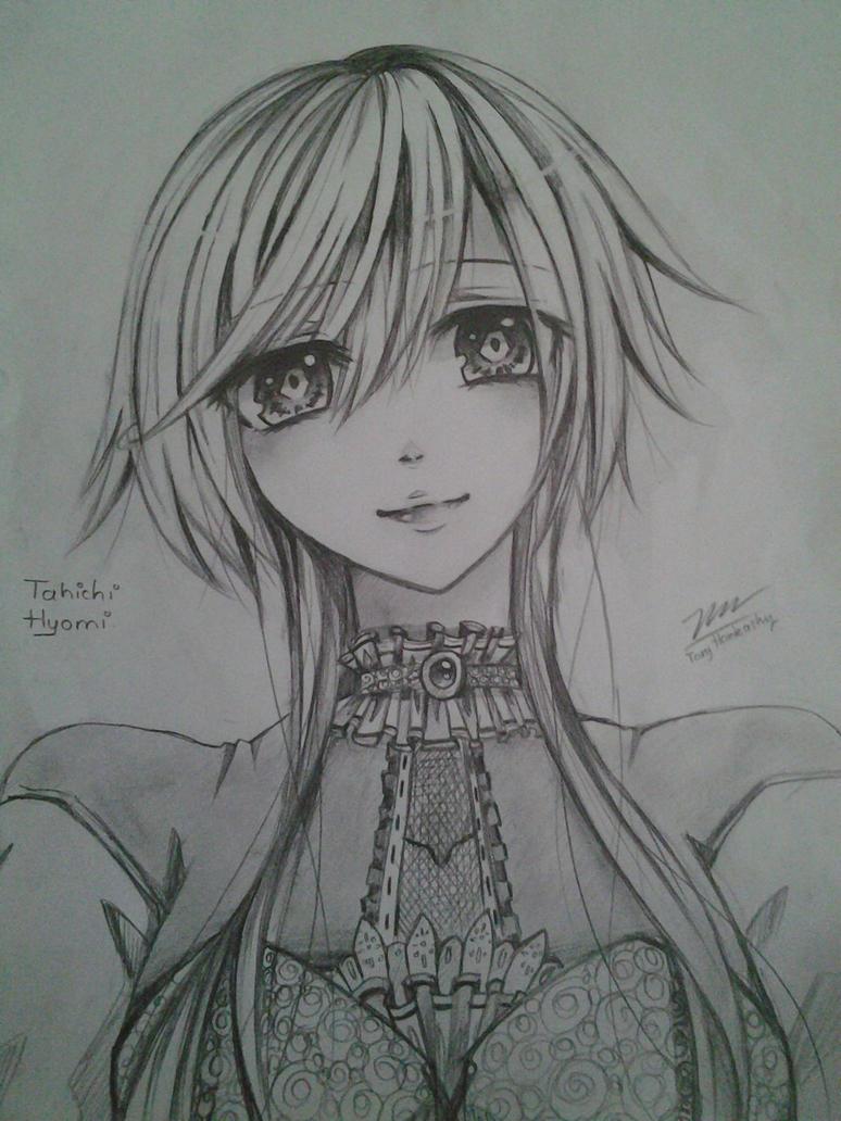 Tahichi Hyomi. by ToryHankashy