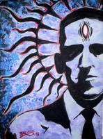 Saint Lovecraft by sorrowking