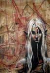 Dunwich portraits 2. Lavinia Whateley